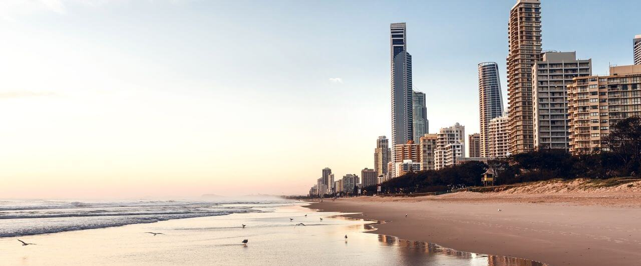 Where are the best views on the Gold Coast?